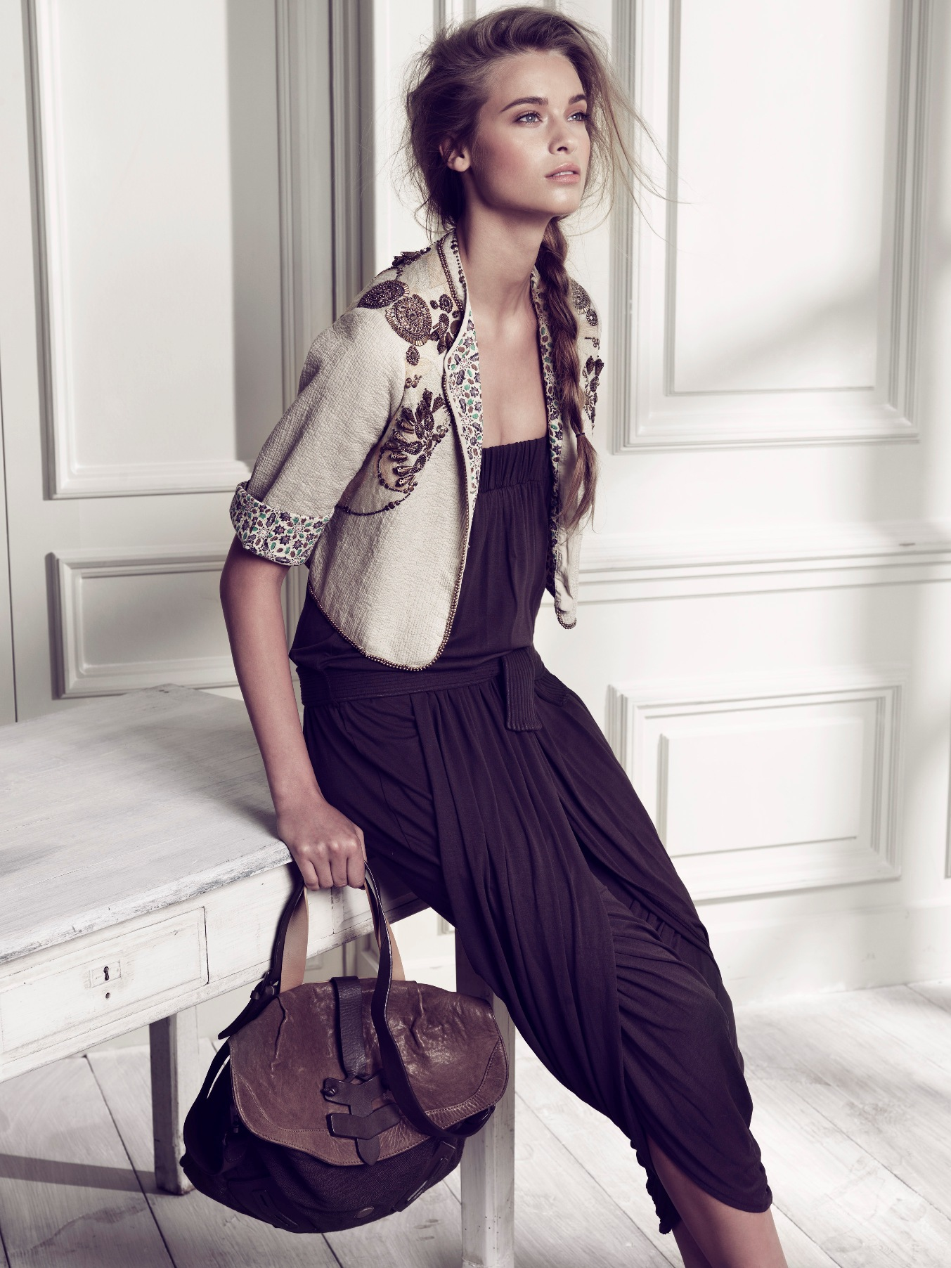 Fashion style Intropia hoss fall winter collection for lady