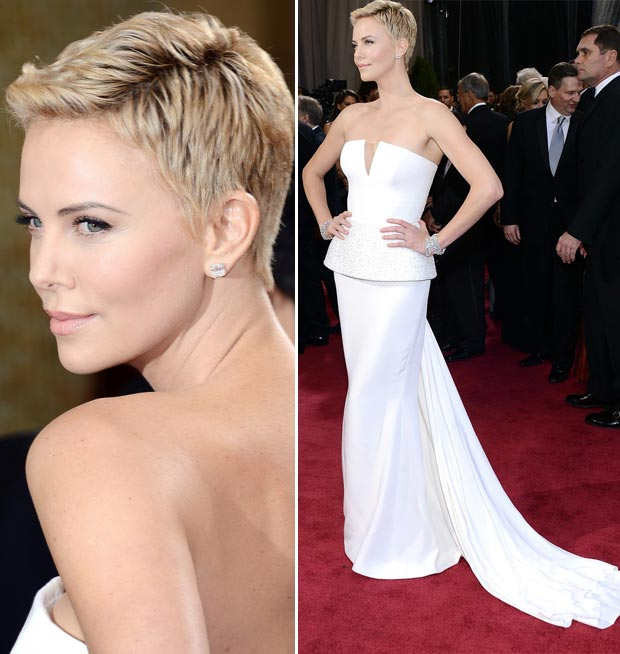 charlize-theron-dior-white-dress-2013-oscars1